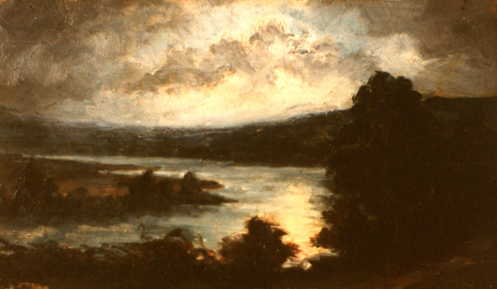 Petit paysage 4