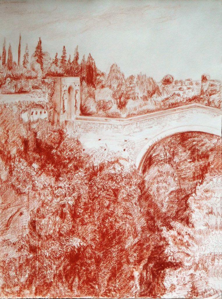 Ponte Alfano 30x40